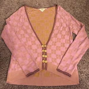 Anthropologie HWR size small cardigan